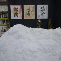 雪・雪・ゆき
