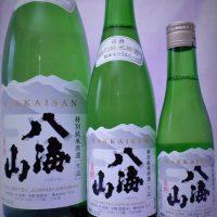 八海山 特別純米原酒 平成27BY入荷