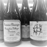 11/21 Beaujolais Nouyeau 解禁 !